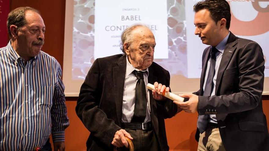 """""""Páginas escogidas"""", un recorrido sin prejuicios por Sánchez Ferlosio"""