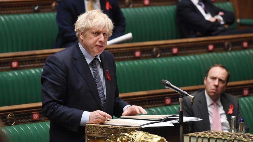 El Parlamento británico aprueba nuevas restricciones tras el confinamiento