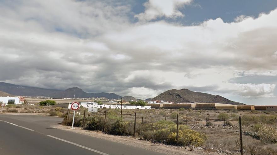 Barrio de Guaza, en Arona.