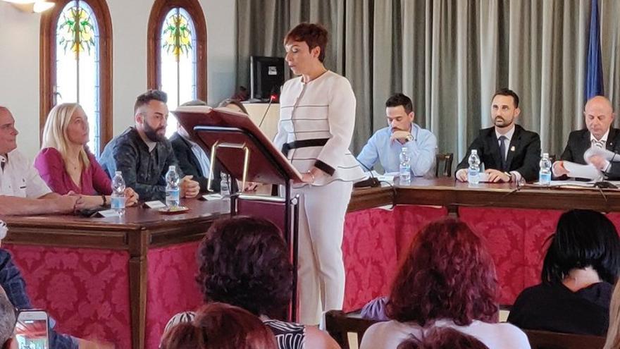 Mai Castells, nueva alcaldesa de Canals por Compromís