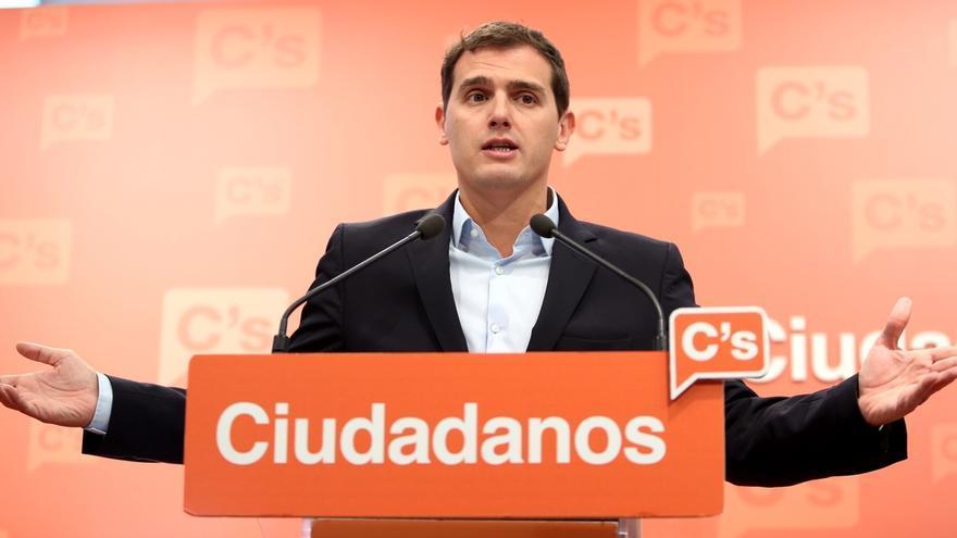 Albert Rivera y su secretario de Organización visitan esta semana Valencia, cuna de los críticos de Ciudadanos