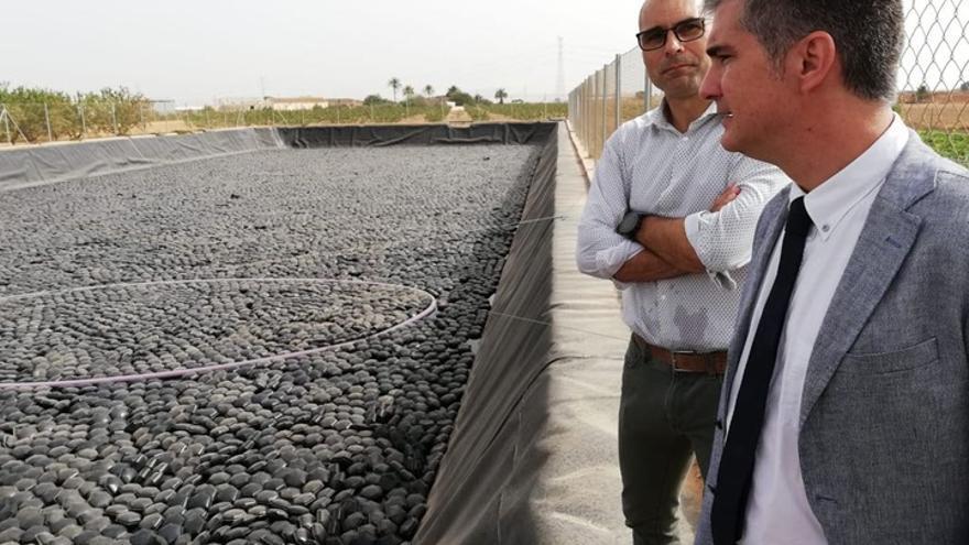 Miguel Ángel del Amor, consejero de Agua de Murcia
