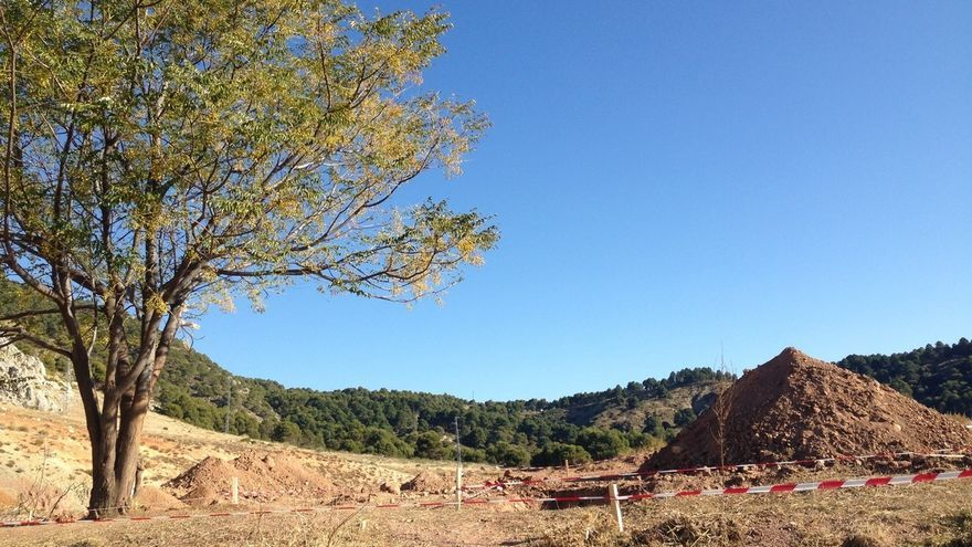 Los trabajos para buscar la posible fosa de Lorca arrancan este lunes en Alfacar (Granada)