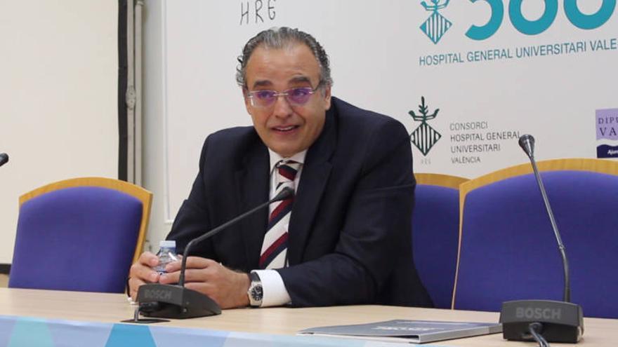 El exgerente del Hospital General de Valencia, Sergio Blasco, sobrino del exconseller Rafael Blasco
