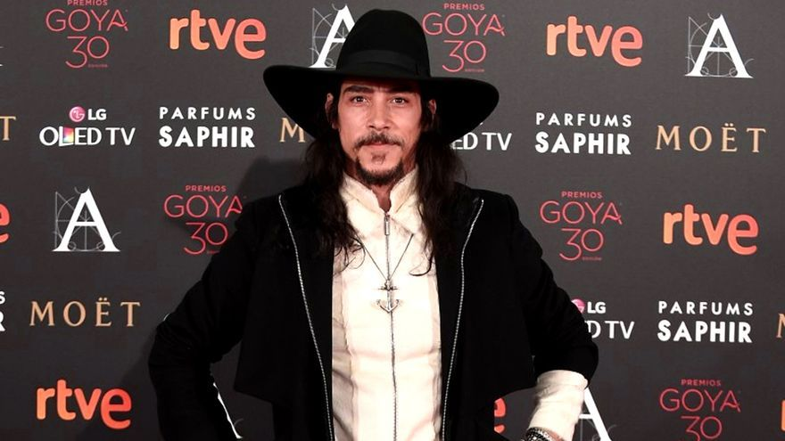 Óscar Jaenada será Hernán Cortes en TV