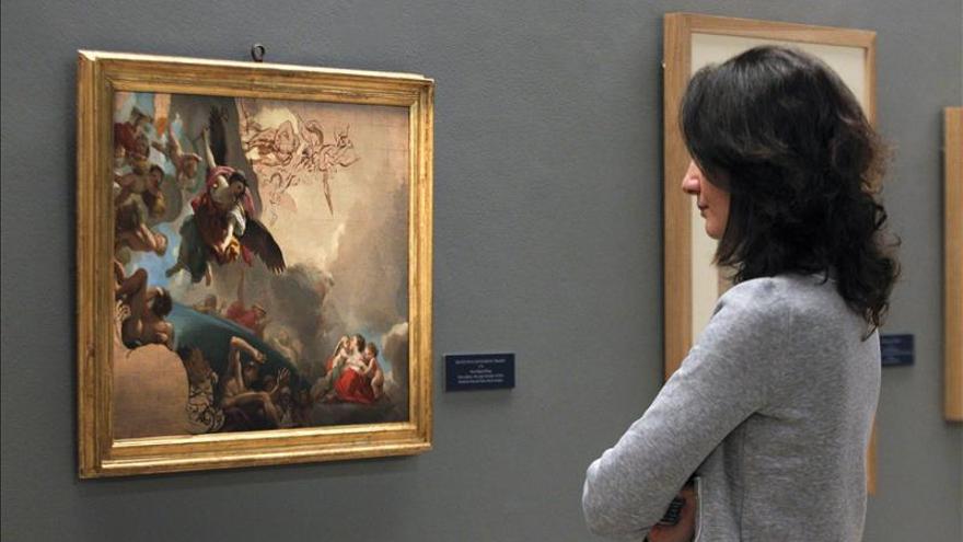 La pasión de Mengs por la Antigüedad llega a Madrid