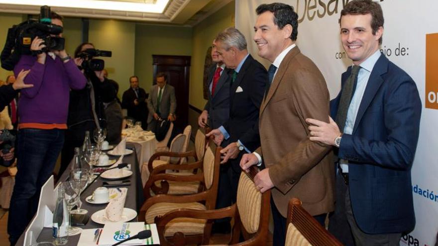 Casado insta a Sánchez a unas elecciones o una moción de confianza si no hay Presupuestos