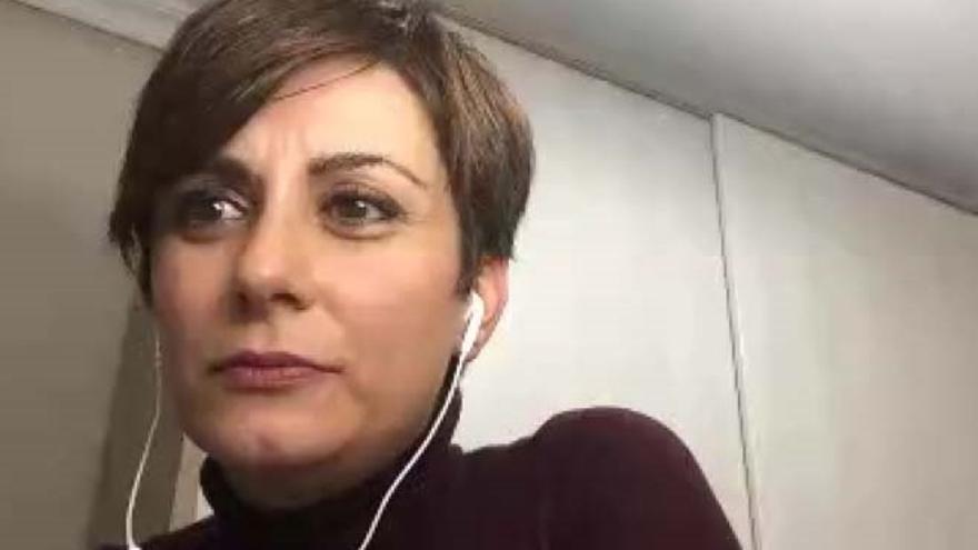 """La alcaldesa de Puertollano sigue recuperándose en su casa tras días """"muy malos"""" de enfermedad"""