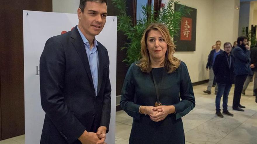 """Sánchez sobre Díaz: """"Me gusta escucharla, suele atinar en sus reflexiones"""""""
