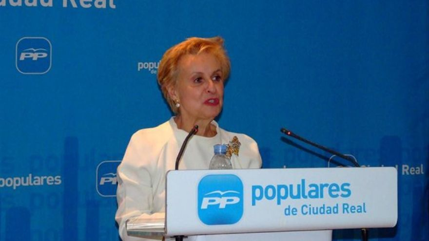 Carmen Quintanilla en foto de archivo. / PP Pedro Muñoz