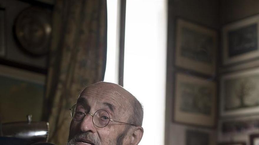 """Álvaro Pombo: """"No acabo de escribir la novela que tendría que escribir"""""""