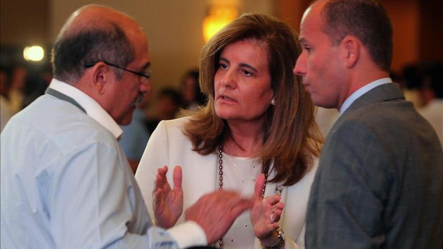 Los ministros iberoamericanos quieren incluir el trabajo decente en las metas de la Agenda 2015