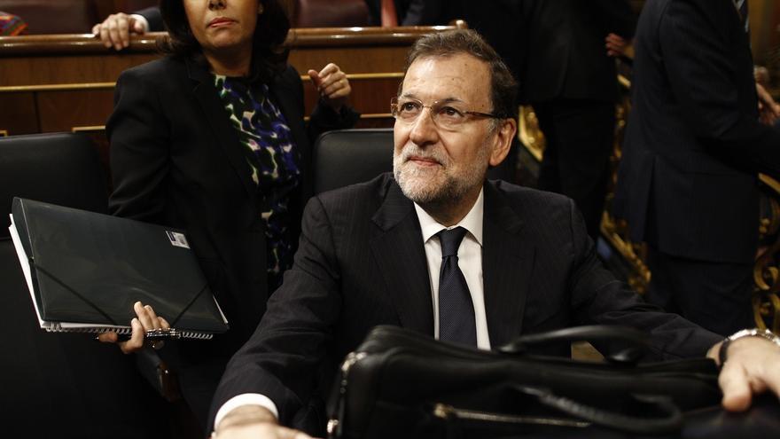 Moncloa replica al PSOE que Rajoy ha intervenido 300 veces ante el Parlamento, una vez cada cinco días