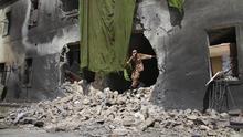 Dos heridos en bombardeos de la fuerza de Hafter sobre el eje sur de Trípoli