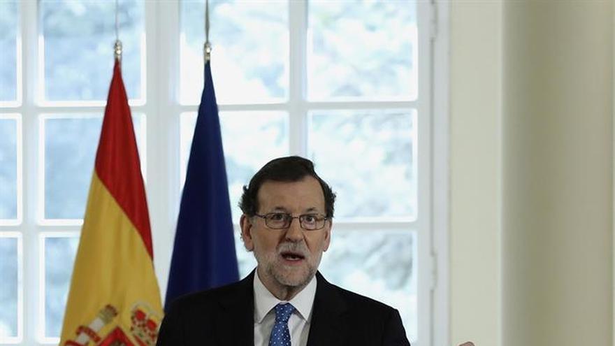 Rajoy defenderá unidad e integración de la UE y apoyará continuidad de Tusk