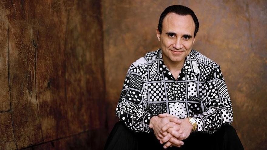 El pianista dominicano, Michel Camilo, actuará en el Festival de Jazz de Getxo.