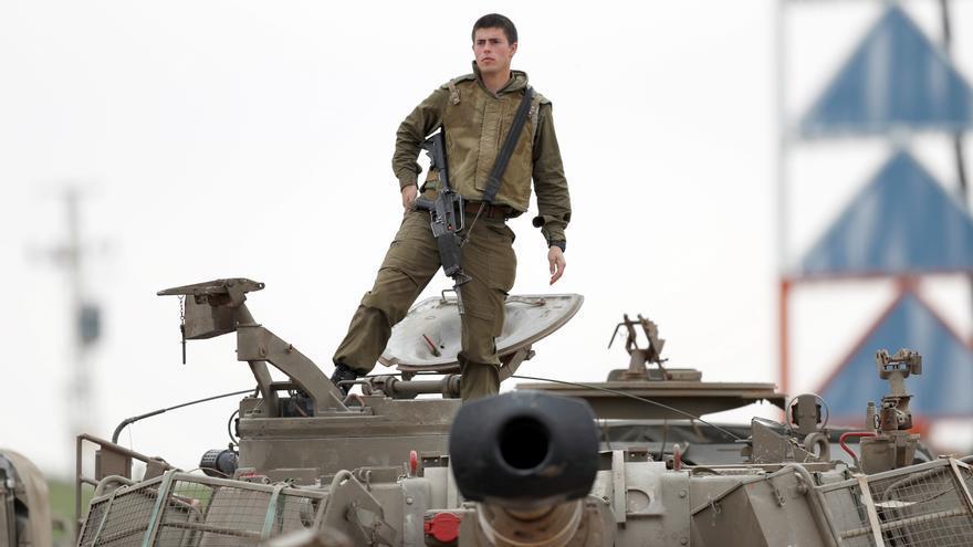 Al menos quince heridos por una explosión accidental en una vivienda de Gaza