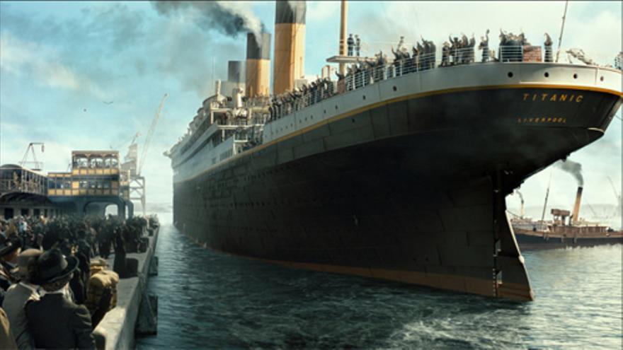 Discovery Channel demuestra que Jack (Leo Di Caprio) se pudo salvar en el Titanic