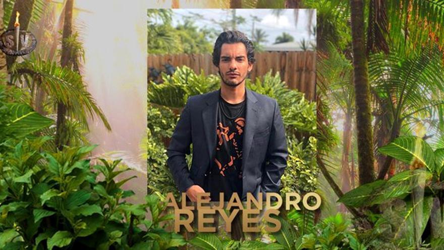 Alejandro Reyes, a 'Supervivientes 2020'