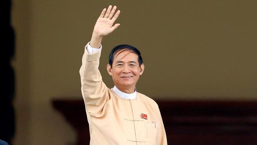 El presidente birmano concede una amnistía a más de 8.000 presos