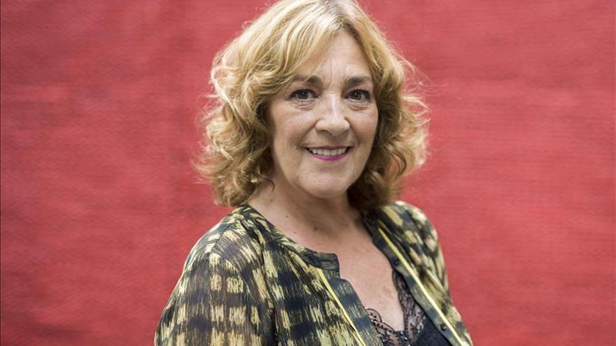 """Carmen Maura: """"Las escuelas de actores deberían preparar para la popularidad"""""""