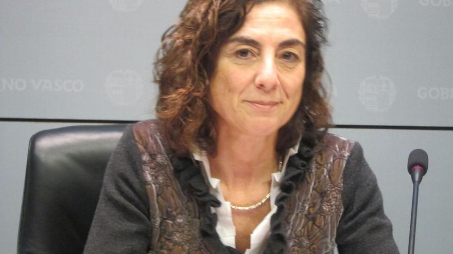 """La consejera de Educación pide al Estado """"el mismo respeto"""" hacia el euskera que se tiene al castellano"""