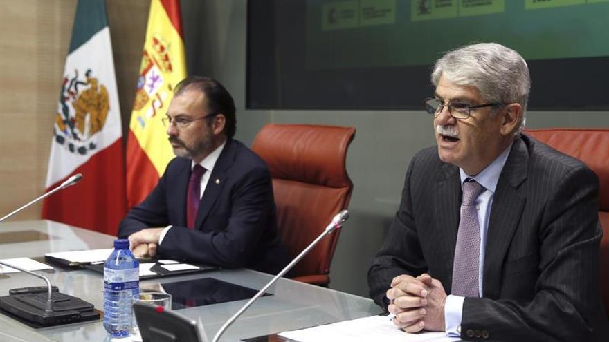 España y México defienden libre comercio y profundizan su relación bilateral