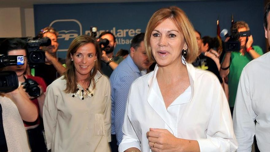 Cospedal gana en Asturias con el 49,3% de los votos