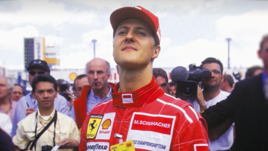 Se acaba de estrenar el esperado documental sobre la vida de Michael Schumacher