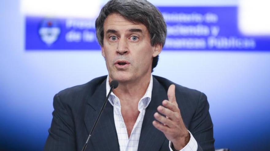 Ministro argentino de Hacienda defiende la oferta de pago a acreedores en EE.UU.