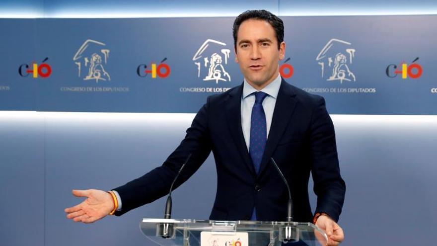 El PP achaca a Sánchez toda la responsabilidad si finalmente hay elecciones