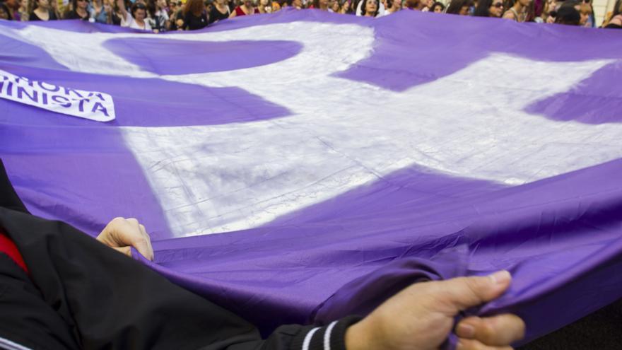 Marcha del 7 de noviembre contra las violencias machistas en Madrid