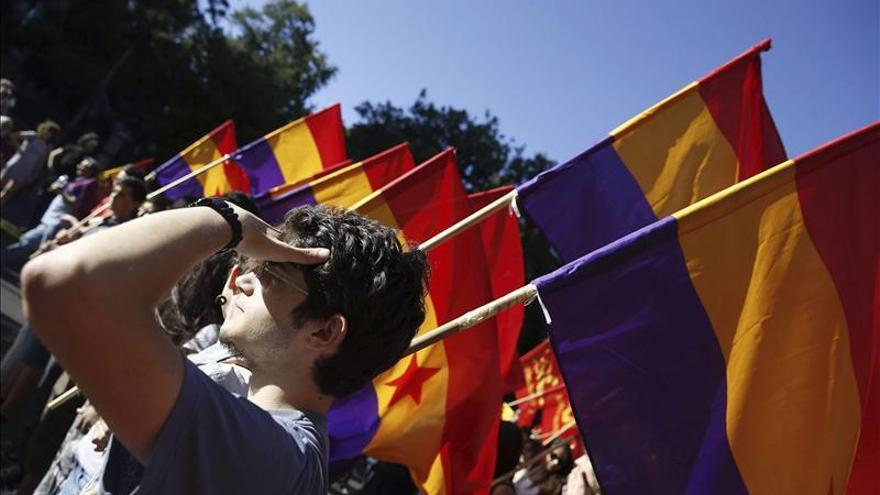 Convocan una concentración republicana en Madrid el día de la proclamación