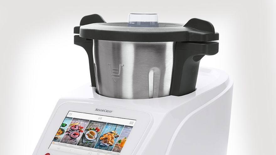 El robot monsieur Cuisine