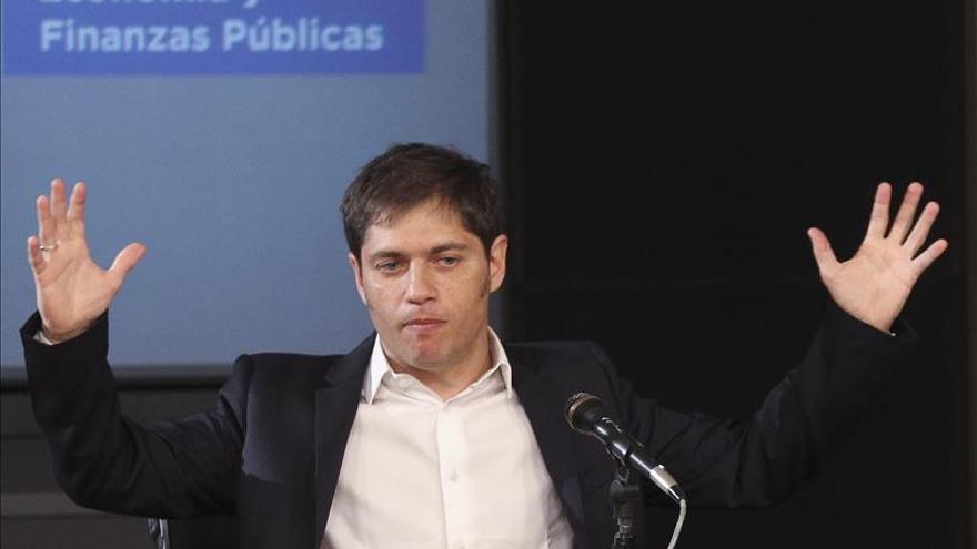 Argentina apela la orden de desacato en su contra emitida por un juez de EE.UU.