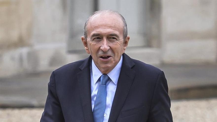 Movilizados en Francia más de 50.000 agentes para las elecciones legislativas