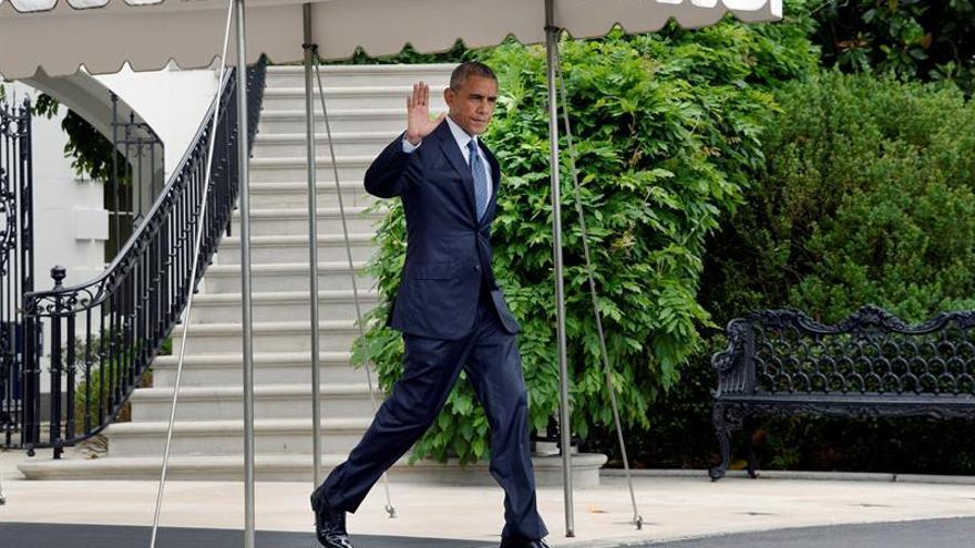 Obama se reúne con supervivientes y familiares de las víctimas del tiroteo en Orlando
