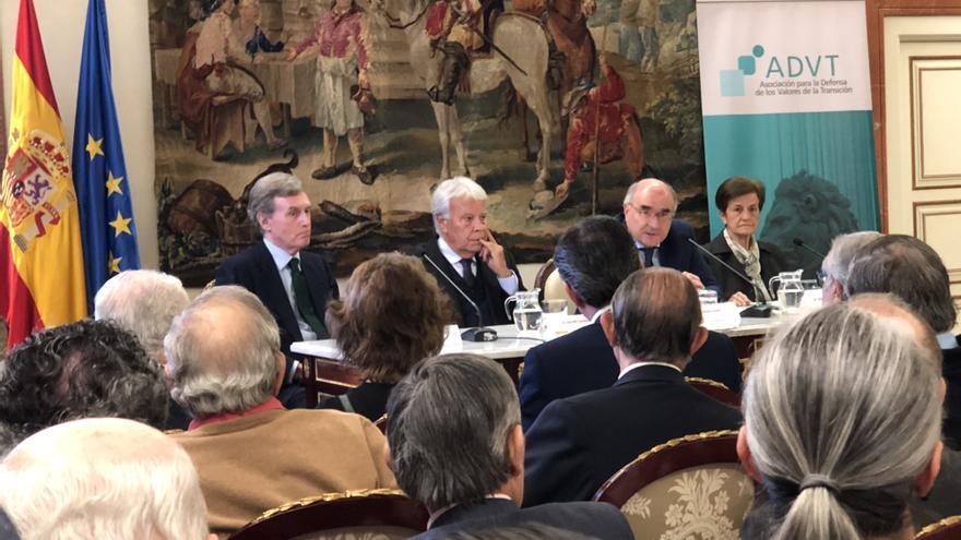 Acto del expresidente del Gobierno Felipe González