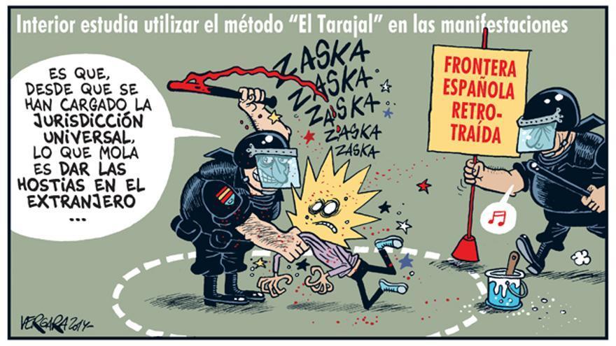 "El método ""El Tarajal"""
