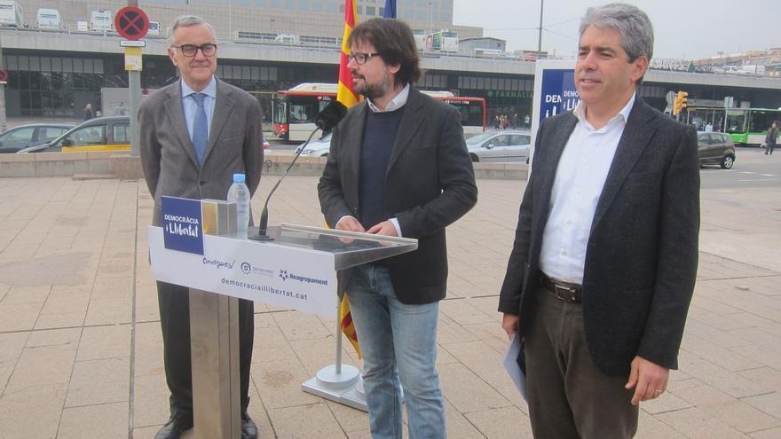 """Homs pide un Estado propio para que las infraestructuras no se decidan """"en el Bernabéu"""""""