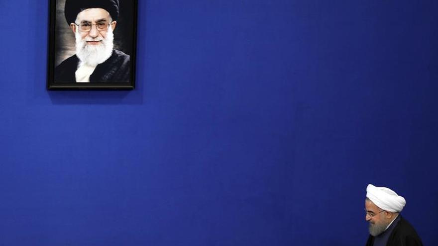 Jameneí alaba la seguridad y la libertad en Irán ante las elecciones