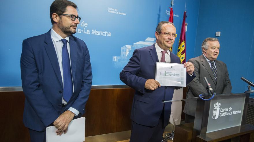 Juan Alfonso Ruiz Molina presenta el nuevo proyecto de presupuestos
