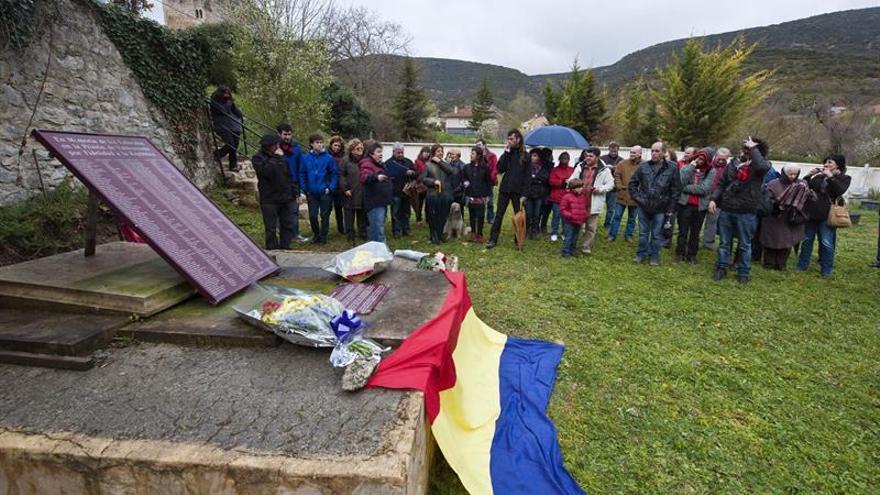 Asociación de familiares del Penal de Valdenoceda identifica a 7 exhumados