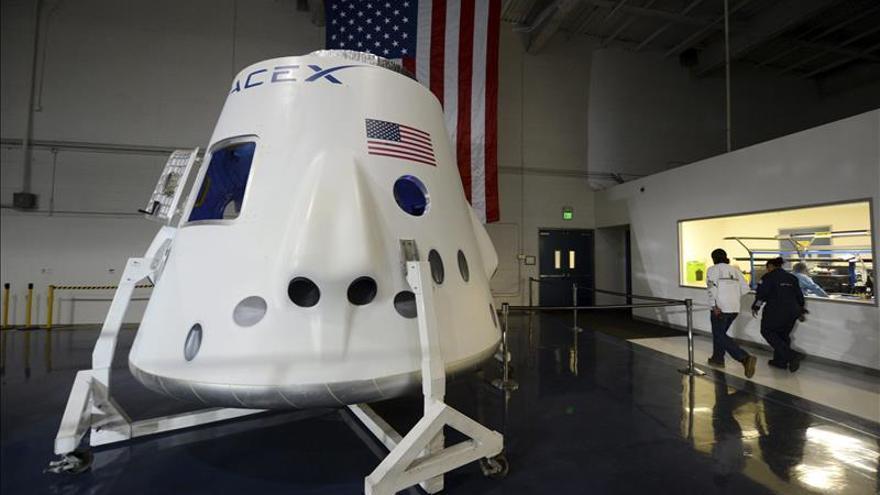 La cápsula Dragon de SpaceX cae al Pacífico tras abastecer a la EEI