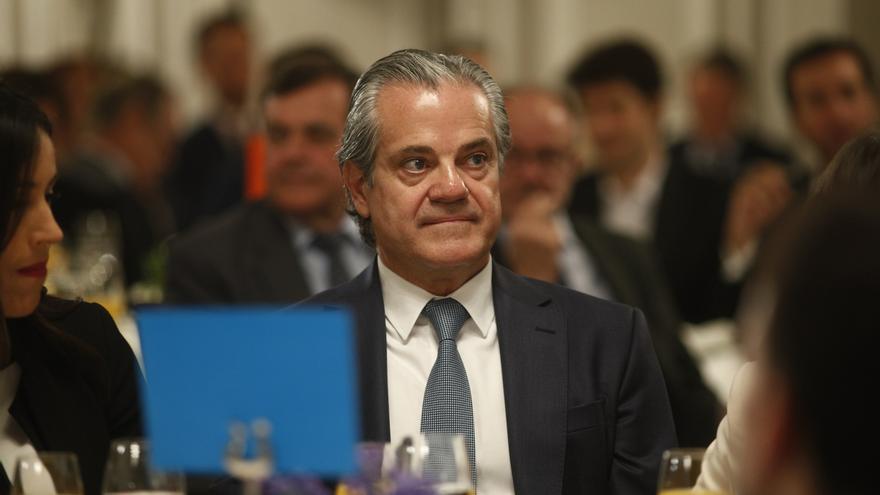 """De Quinto (Cs) critica que el Gobierno contacte con Bildu para """"pedirle favores"""" y afea que Otegi """"alardee"""" de ello"""