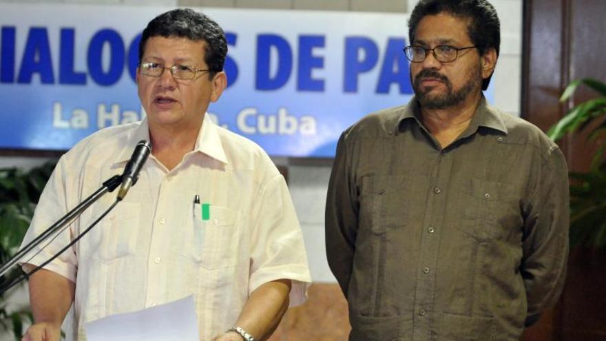 Las FARC piden que la sustitución de cultivos ilícitos sea voluntaria y concertada
