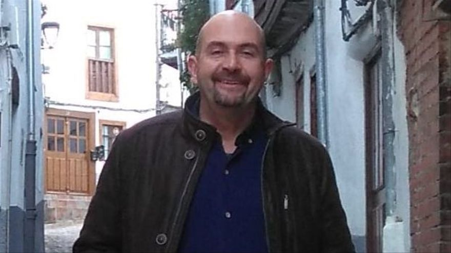 José Ángel de Cabo. Coordinador comarcal de IU en La Sagra