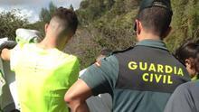 Hallado herido entre unas zarzas un anciano desaparecido desde el miércoles en Gran Canaria