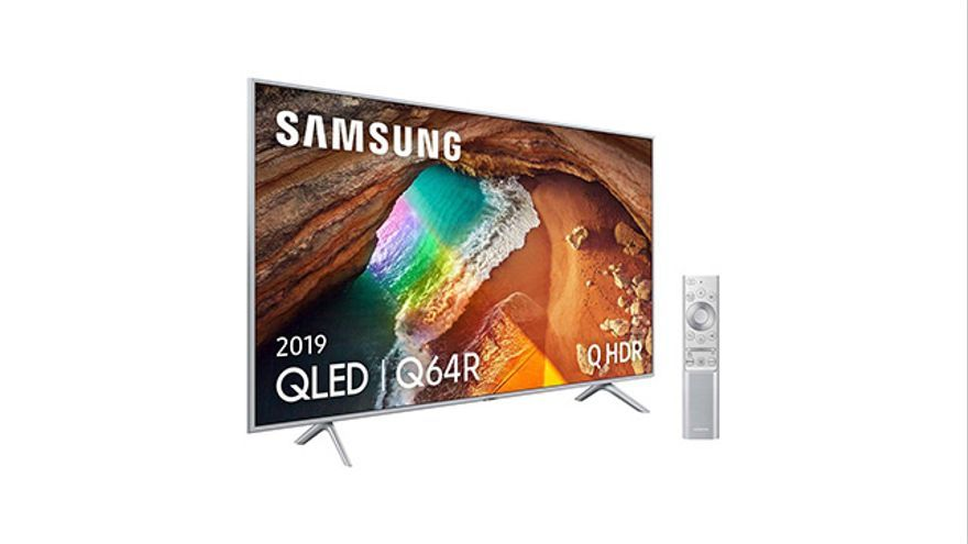 Samsung TV QLED.