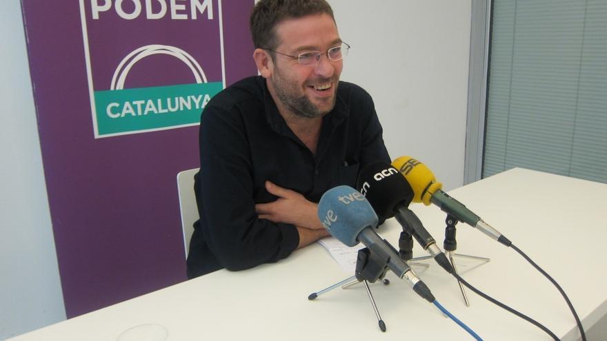 La consulta de Podem sobre los 'comuns' pide a sus miembros registrarse en un nuevo censo